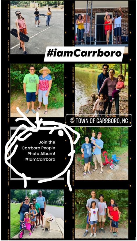 Carrboro People Photo Album